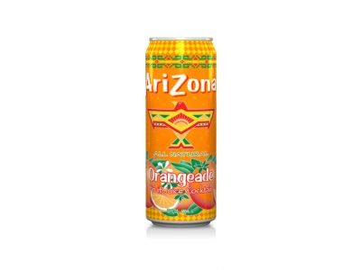 Arizona Orange Fruit Juice Cocktail Mr Greek Donair near Burnaby BC