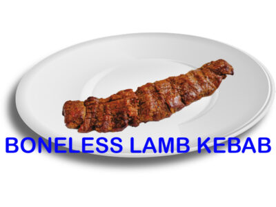 Boneless Lamb Kebab Skewer Burnaby BC Mr Greek Donair near Burnaby BC