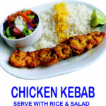 Chicken Kebab Burnaby BC Mr Greek Donair Shop near Burnaby BC