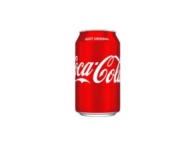 Coca Cola Regular Can Mr Greek Donair near Burnaby BC