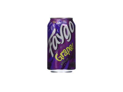 Faygo Grape - USA Can