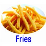 French Fries Mr Greek Donair in Burnaby BC