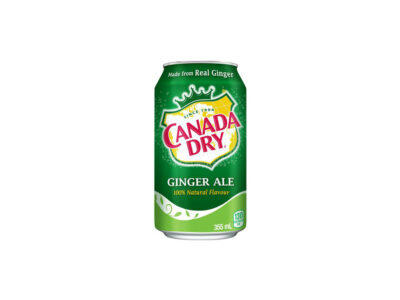 Ginger Ale Regular Can Mr Greek Donair near Burnaby BC