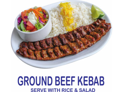 Ground Beef Kebab Burnaby BC Mr Greek Donair Near Burnaby