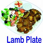 Lamb Plate Mr Greek Donair Burnaby BC