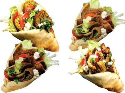 Mix Donair Burnaby BC 2 Topings Donair Mr Greek Burnaby BC