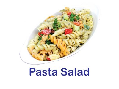Pasta Salad Burnaby BC Mr Greek Donair Shop