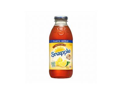 Snapple Lemon Tea Donair Burnaby BC Mr Greek donair Burnaby