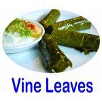 Vine Leaves in Burnaby BC Mr Greek Donair Shop